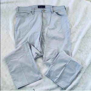 34 Heritage Men's Charisma gray pants sz 40/32